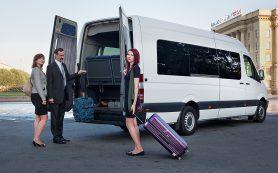 Услуга аренды микроавтобуса с квалифицированным водителем