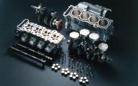 Какие детали двигателя можно найти в автомобильном магазине?