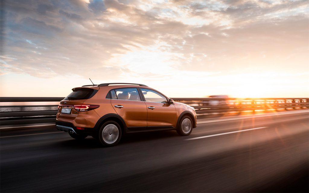 Kia получила право производить и продавать в России новый Rio X-Line  По