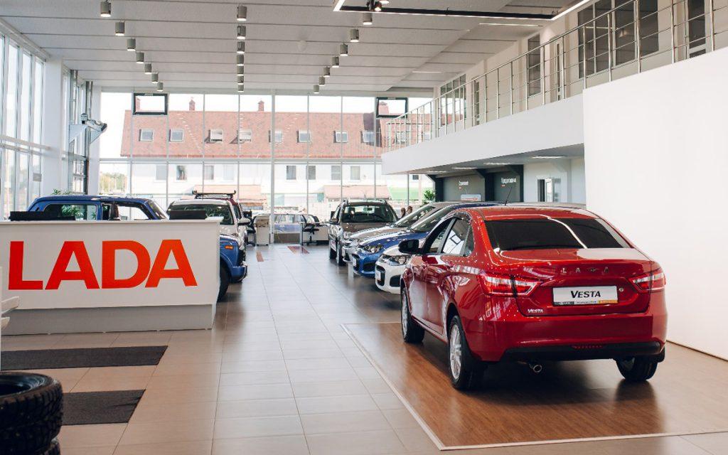 Lada заняла предпоследнее место по продажам в Европе