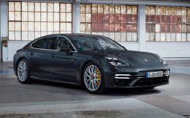 Porsche представила самую мощную Panamera
