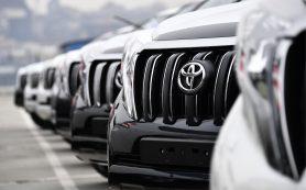 В России расширят перечень облагаемых налогом на роскошь машин