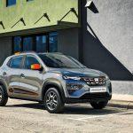 Объявлена цена доступного электрокара Dacia Spring