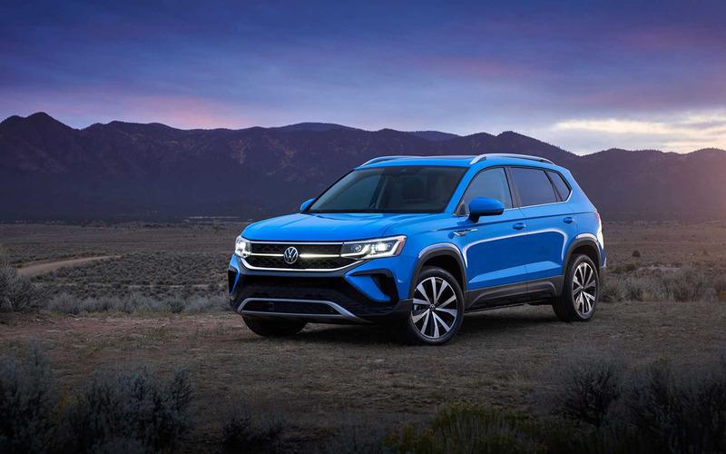VW Taos: дебют самого маленького кроссовера марки