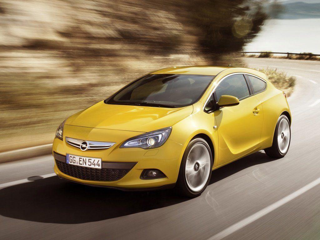 Технические характеристики спорткара Opel Astra GTC