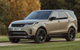 Самый непопулярный кроссовер Land Rover обновился и лишился двигателей V6