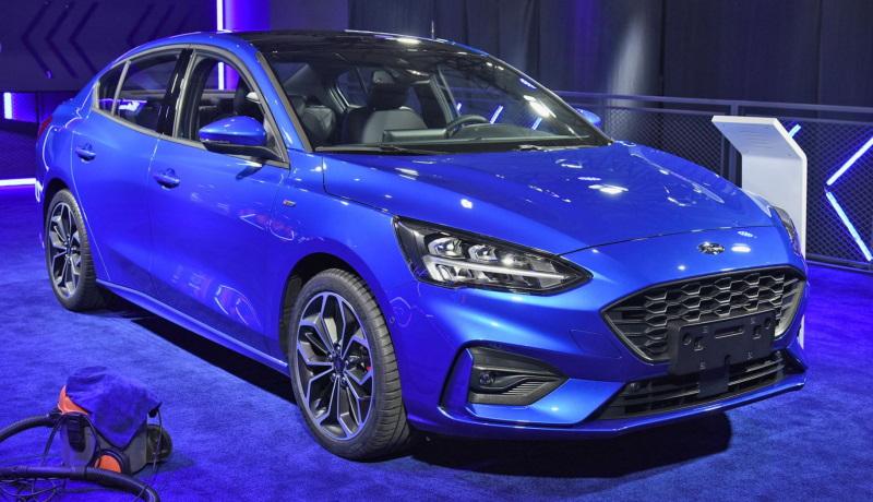 Показан обновлённый Ford Focus 4, который так и не добрался до России