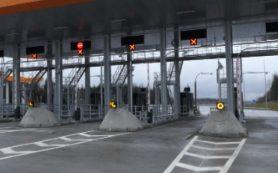 В Подмосковье открыли участок трассы «Европа – Западный Китай»