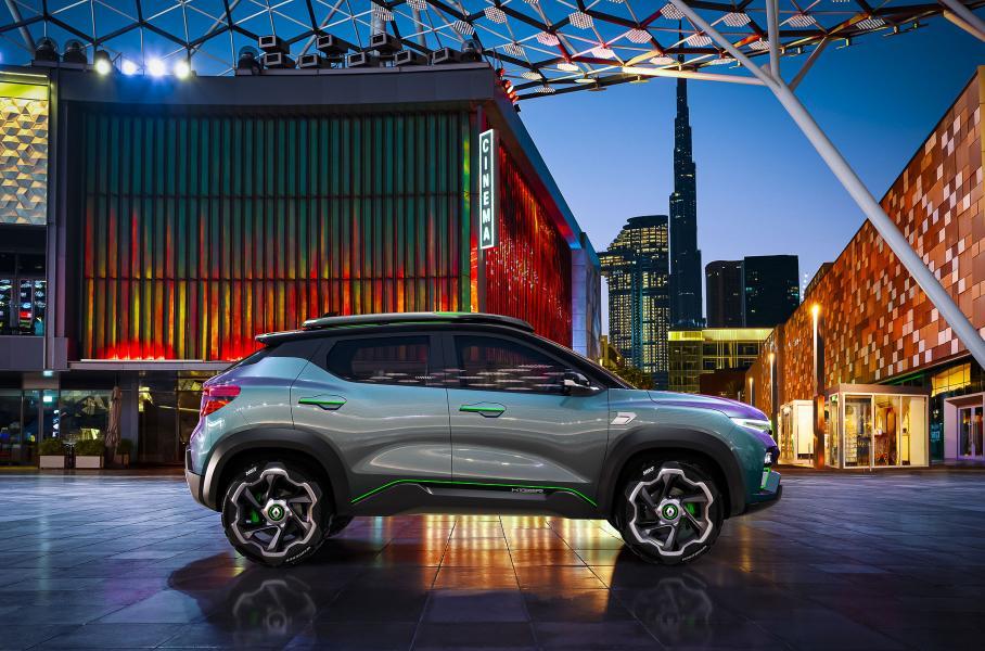 Вот каким будет новый бюджетный кроссовер Renault