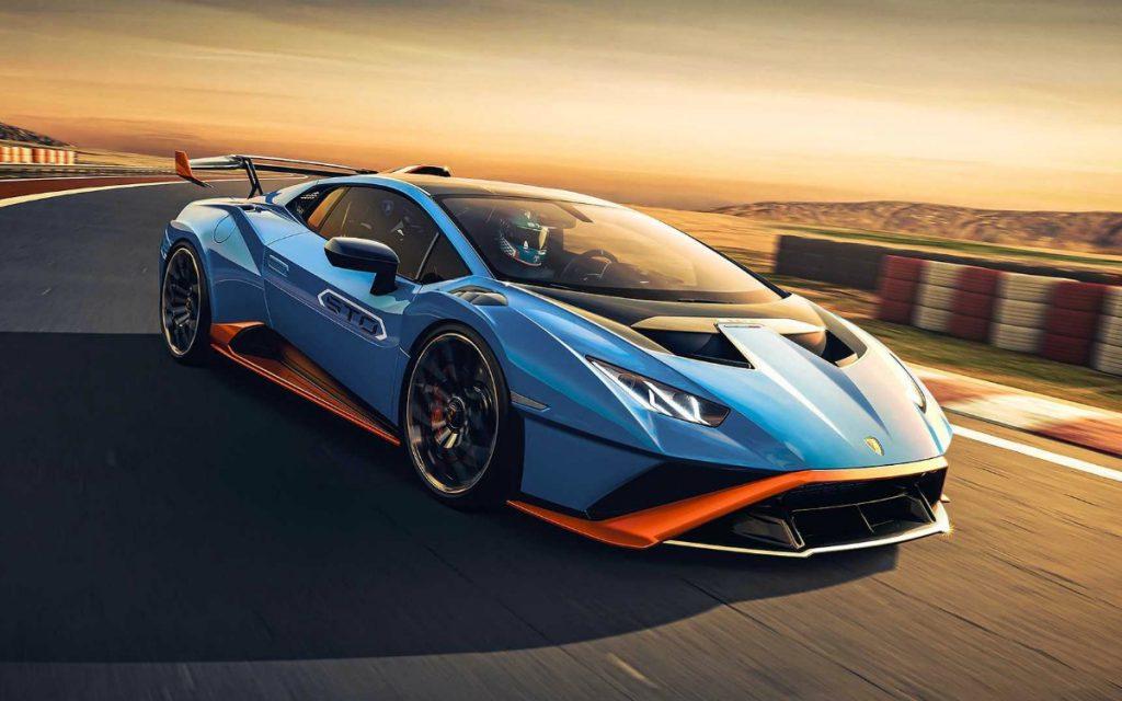 Lamborghini выпустила экстремальный суперкар стоимостью €250 тыс