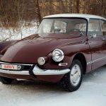 В России выставили на продажу «Citroen Фантомаса»