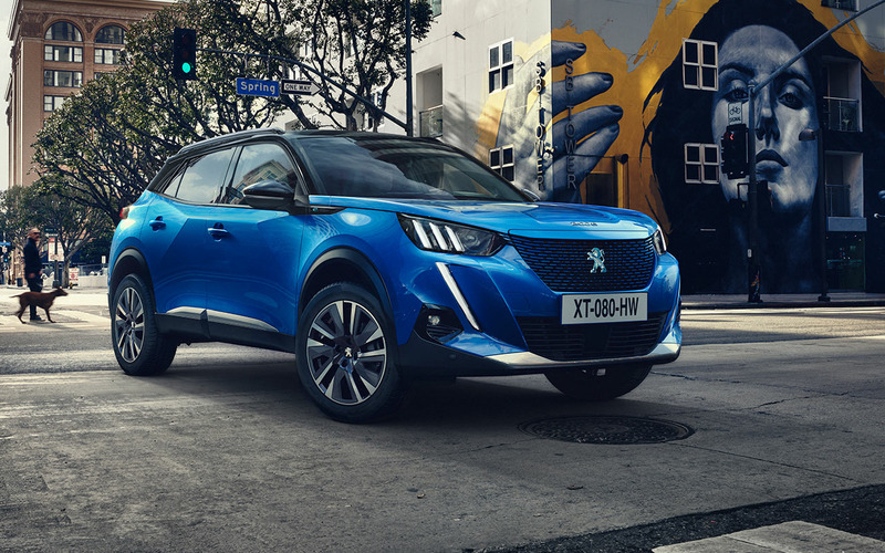 Peugeot везет в Россию недорогой кроссовер