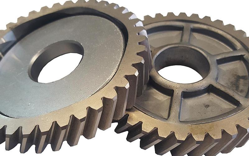 Изобрели шестеренки, состоящие из двух частей