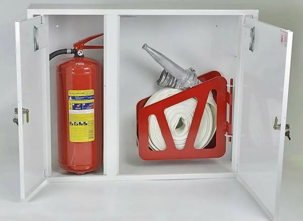 Разнообразие пожарных щитов