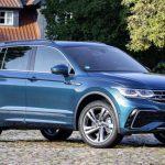 Volkswagen рассекретил комплектации для обновленного «Тигуана»