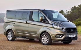 Один из коммерческих «Фордов» ушёл с российского рынка