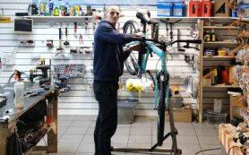 Продажа и ремонт велосипедов
