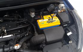 Аккумулятор для Hyundai Solaris