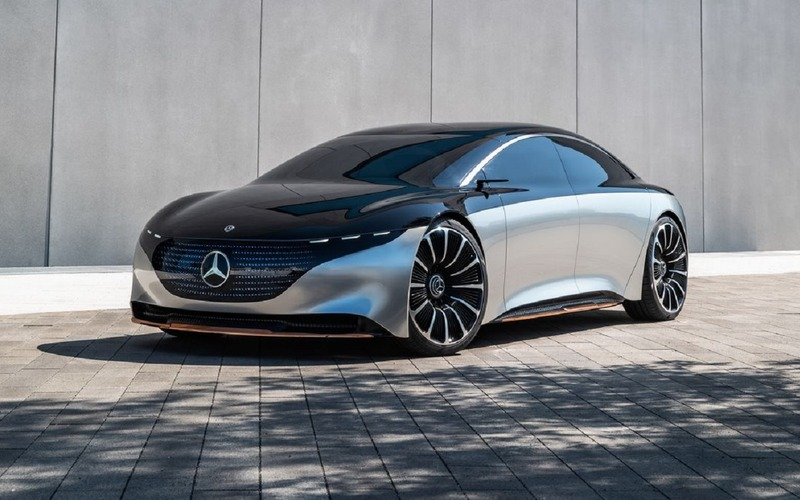 Mercedes-Benz запустит шесть электрических моделей за два года