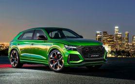 Audi начала прием заказов в России на три новых автомобиля