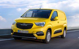 Следом за Vivaro-e: Opel предлагает компактный фургон Combo-e с запасом хода в 275 км