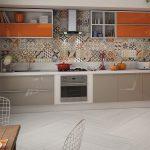 Как выбрать плитку для кухни: основные характеристики кафеля