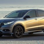 Honda завершила производство компактного кроссовера HR-V
