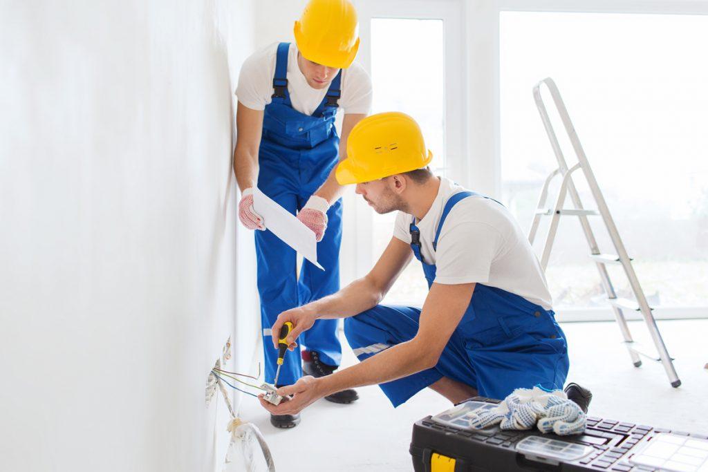 Услуга ремонт квартир в АСК Триан