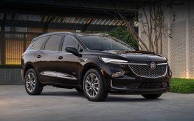 Buick Enclave обрёл новое лицо после рестайлинга