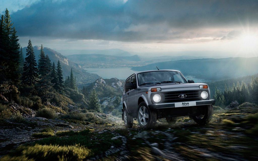 АвтоВАЗ переименовал внедорожник Lada 4×4