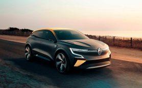 Renault возродит имена классических моделей для новых электрокаров