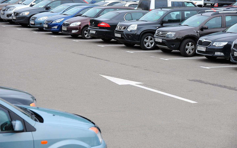 В Москве появились новые перехватывающие парковки