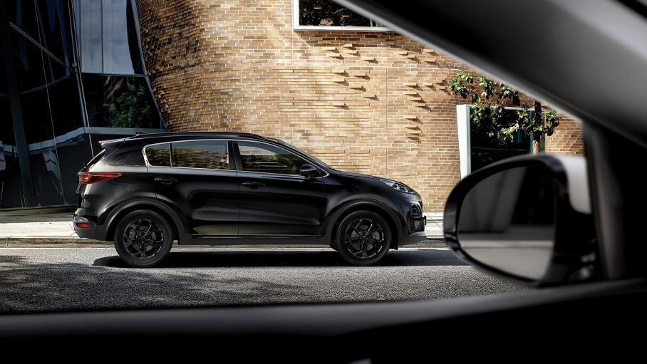 У российского Kia Sportage появится «черная» спецверсия