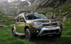 Как Duster, но побольше — показан кроссовер Dacia Bigster