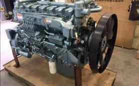 Двигатели и КПП для китайских грузовиков Howo