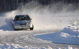 5 зимних правил вождения