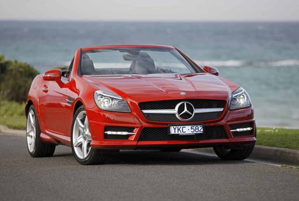 Легковое подразделение Mercedes-Benz отделится от Daimler