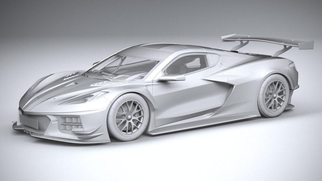 Неизбежный финал: эволюция Chevrolet Corvette C8 завершится полной электрификацией