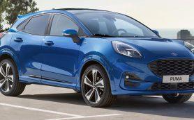 Новый рынок для маленького кроссовера: Ford Puma ST может добраться до США