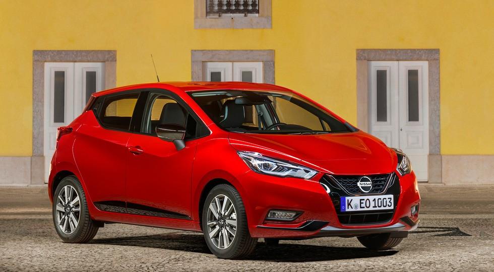 Nissan не отпускает старую Micra на покой: хэтч подтянулся к модели последнего поколения