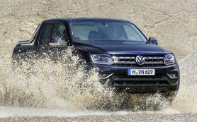 Пикап Volkswagen Amarok прекратили продавать в России