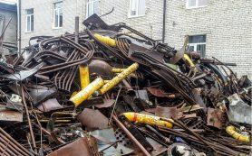 Прием и вывоз металлолома от компании «Сагамет»