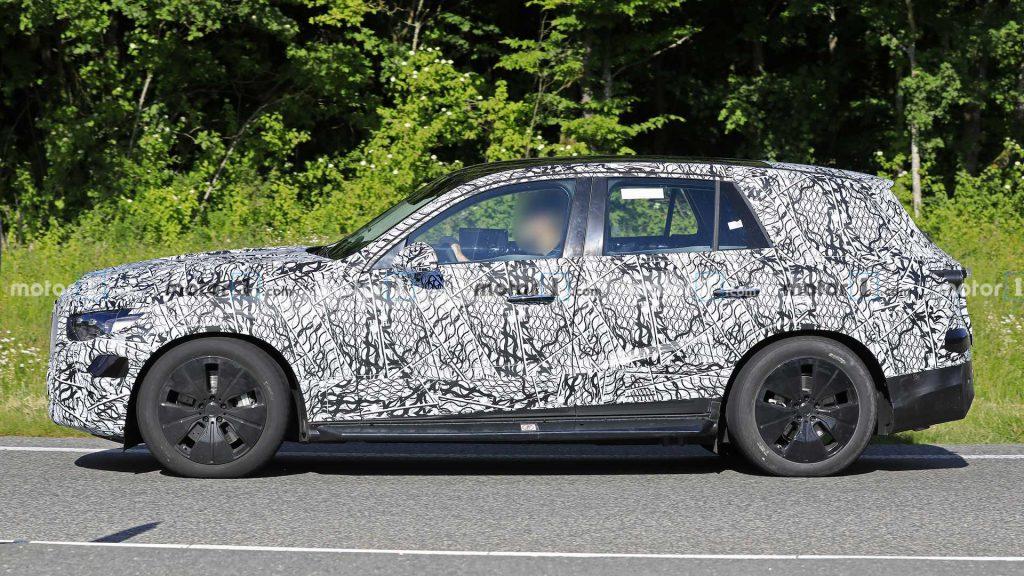 Mercedes-Benz GLC следующего поколения: новые изображения