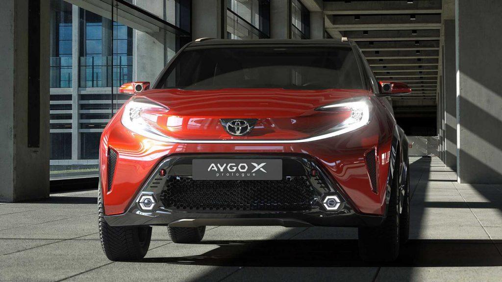 С увеличенным клиренсом и экшн-камерами: Toyota представила новый хэтчбек для Европы