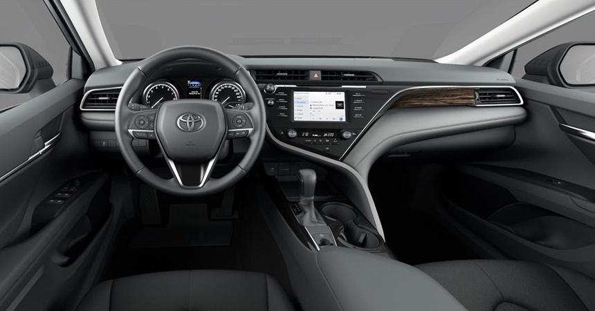 Toyota Camry Fl: известна дата начала продаж