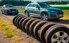 3 недооцененных шины для кроссовера в 2021-м