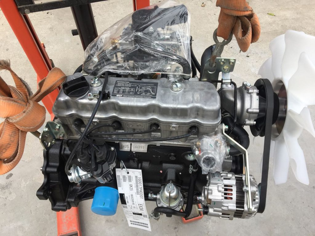Невероятный двигатель Nissan — скоро в производстве