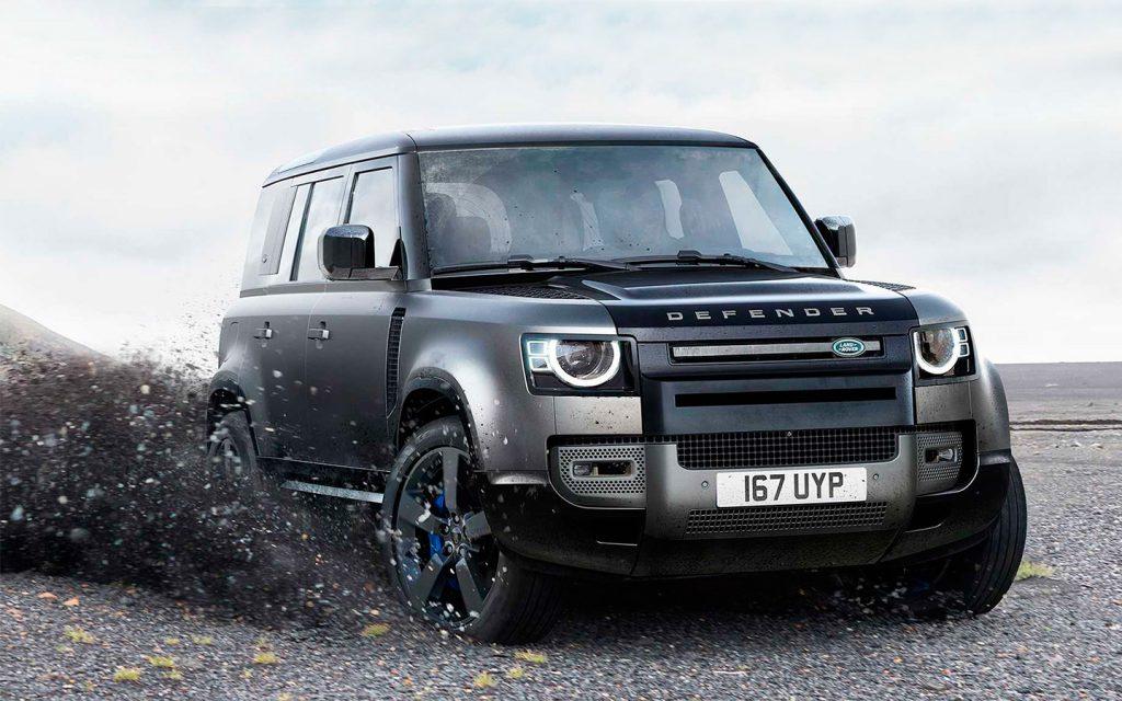 Land Rover подтвердил выпуск Defender с тремя рядами сидений
