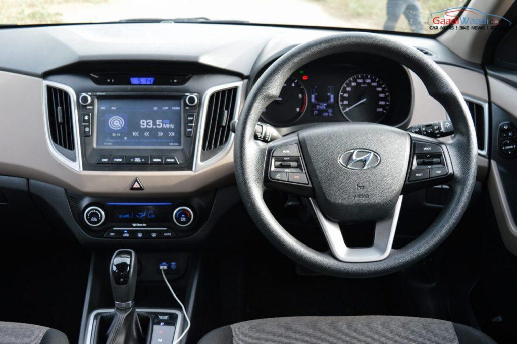 Объявленная «премиумом» трёхрядная Hyundai Creta: первые изображения