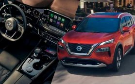 Новый Nissan X-Trail застукали без камуфляжа: облик, как у американского брата, и другой мотор